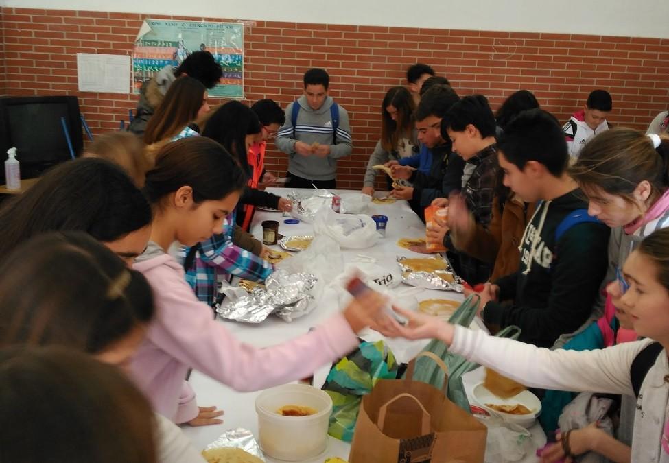 La Chandeleur: la fiesta de los crepes 2016.