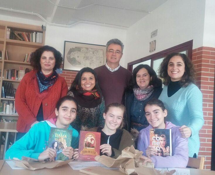 Ganadores del II Concurso de Trivial de Andalucía