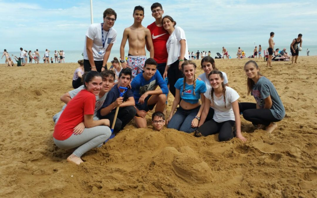 23 de junio. Some Beach Games (Inglaterra)